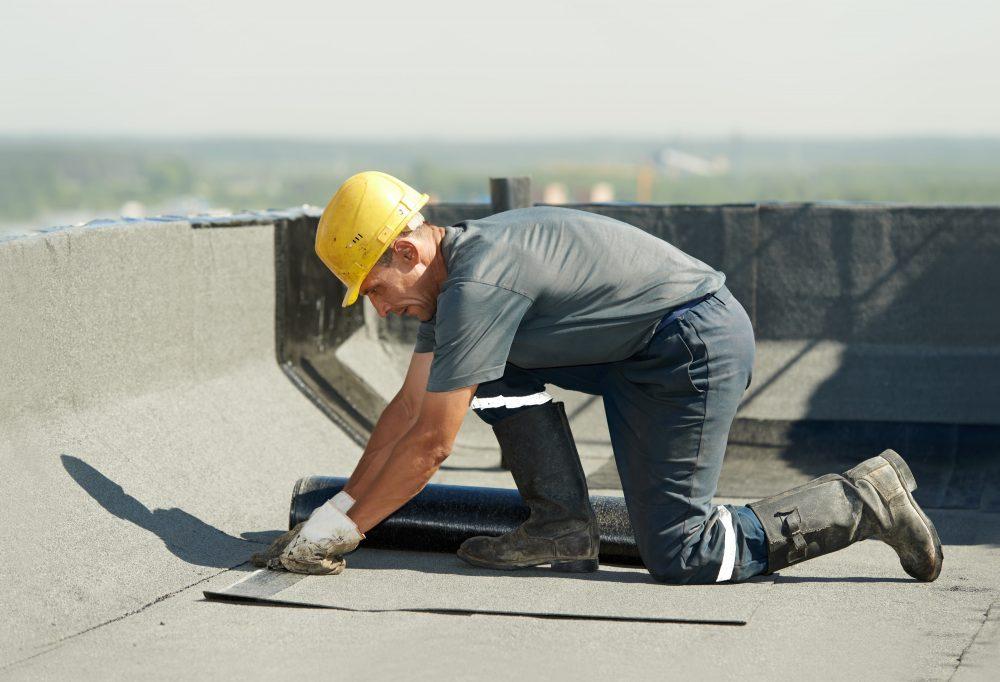 roof worker